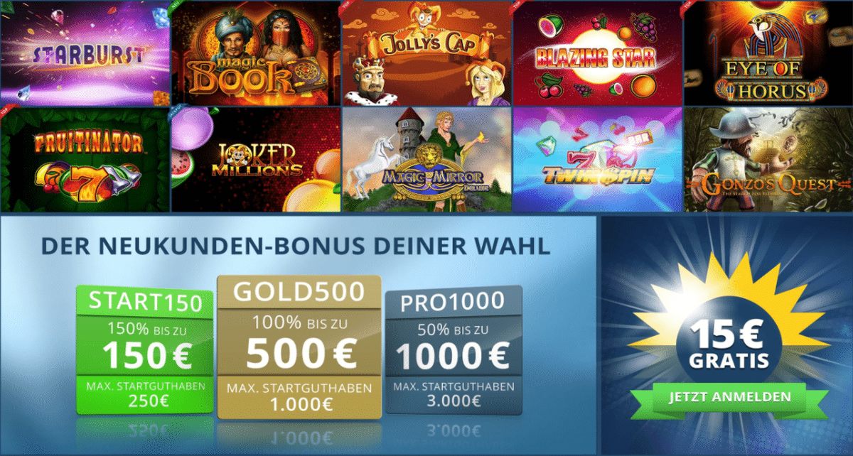 Online casinos 100 auszahlung harrahs hotel and casino atlantic city nj