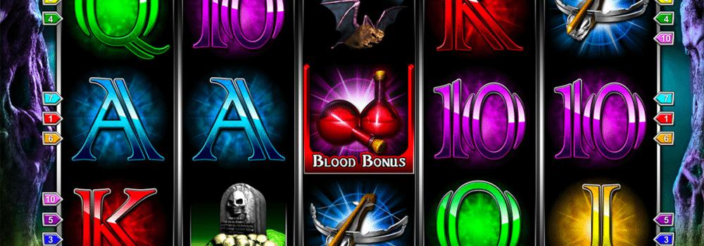 Dracula Spielautomat von Lionline