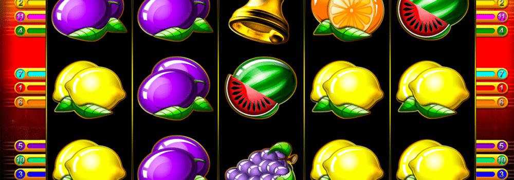 Golden Fruits Spielautomat von Lionline