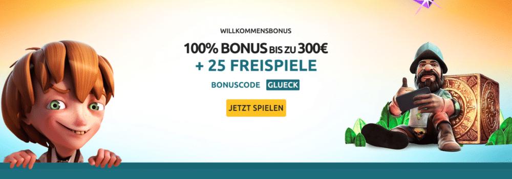 casino mit 300 prozent bonus