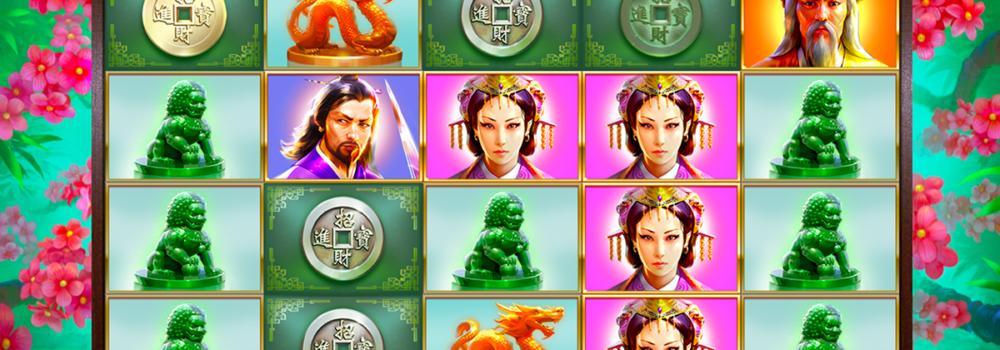 Sakura Fortune Spielautomat von Quickspin