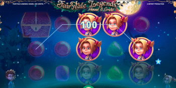 Fairytale Legends: Hansel and Gretel von NetEnt