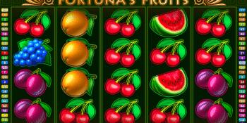 Fortunas Fruits von Amatic