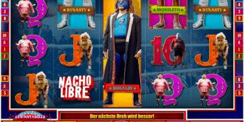 Nacho Libre von IsoftBet