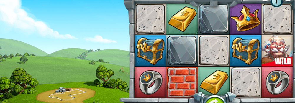 Castle Builder II von Microgaming