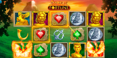 Fire N'Fortune von Microgaming