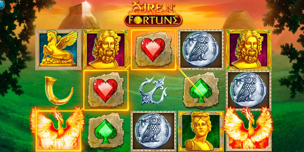 fire n fortune casino