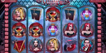 The Vampire – ein Endorphina Slot der gruseligen Art