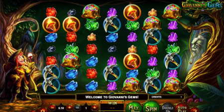 Giovanni's Gems von Betsoft Gaming